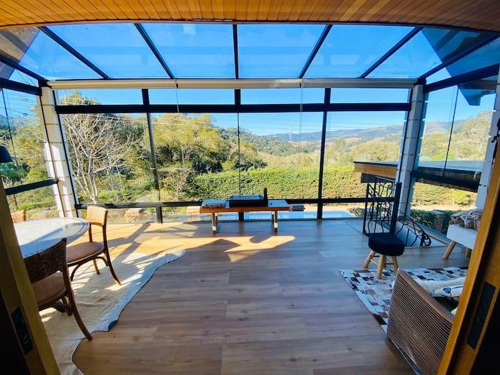 Casa Super Charmosa no Pico da Montanha/Condomínio