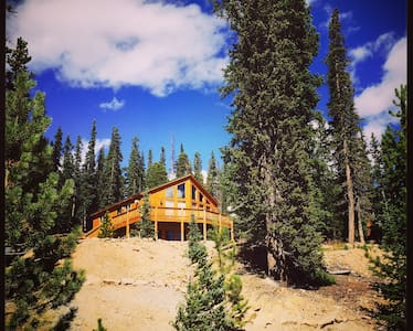 Beautiful 4 Season Mountain Home near Breckenridge - Fairplay