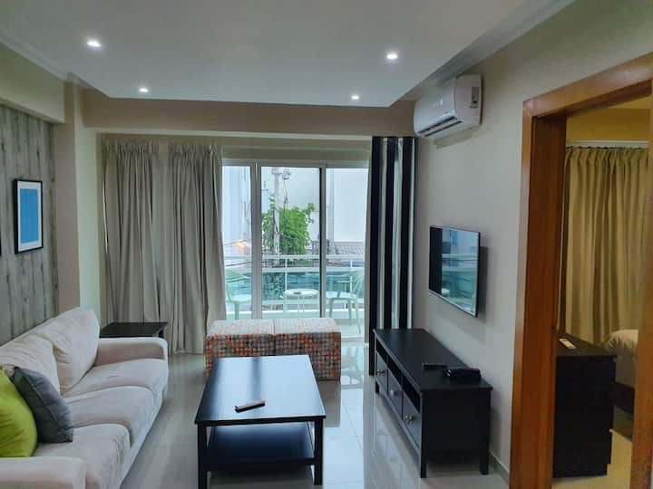 ★ Comfortable Apartment in the City with Gym.