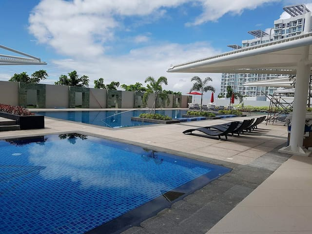 Mactan Newtown Condo with Fitness Club