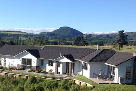 Bodes Delight Bed & Breakfast Kinloch Taupo (Rm 1) - Kinloch - Bed & Breakfast
