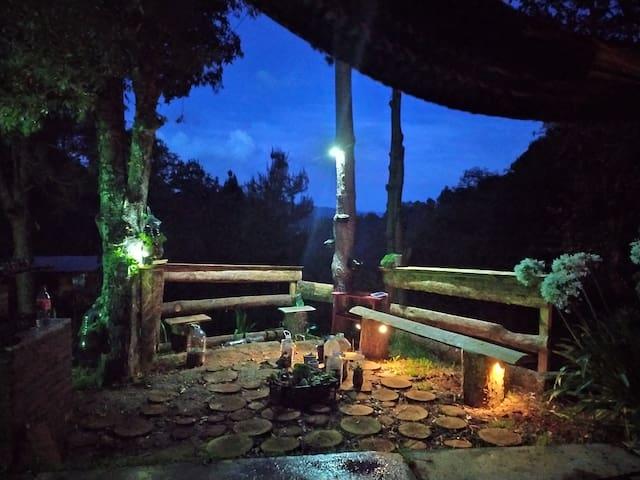 Cabaña en San Jose del Pacifico Oaxaca México