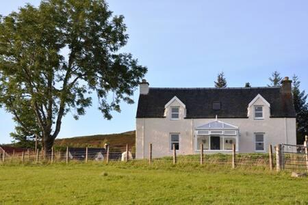 The Manor House, Near Loch Ness in Glen Urquhart