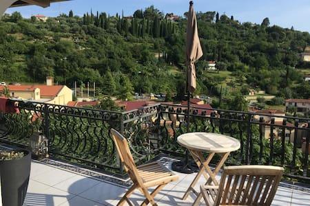 Oasis Piran - romantic flat with a big terrace