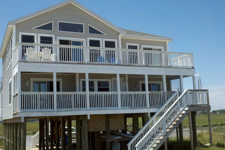 5BR Beachfront, Delaware Shore ! - South Bowers Beach - House