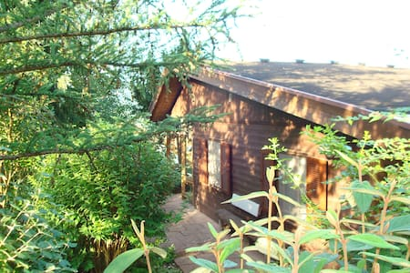 Kunterbunte Villa - Murrhardt - กระท่อม