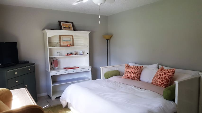 King Size Bed or Daybed