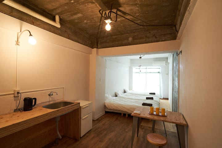 HYM - 2D / Good access to Naoshima! Only 2-3guest.