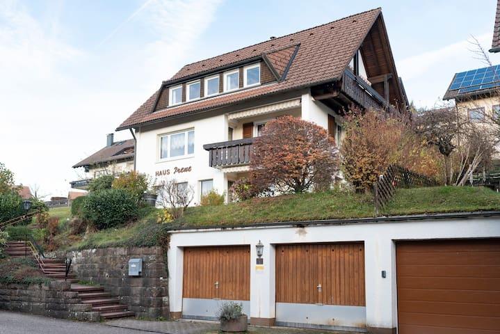 HAUS IRENE   gemütlich moderner Schwarzwald