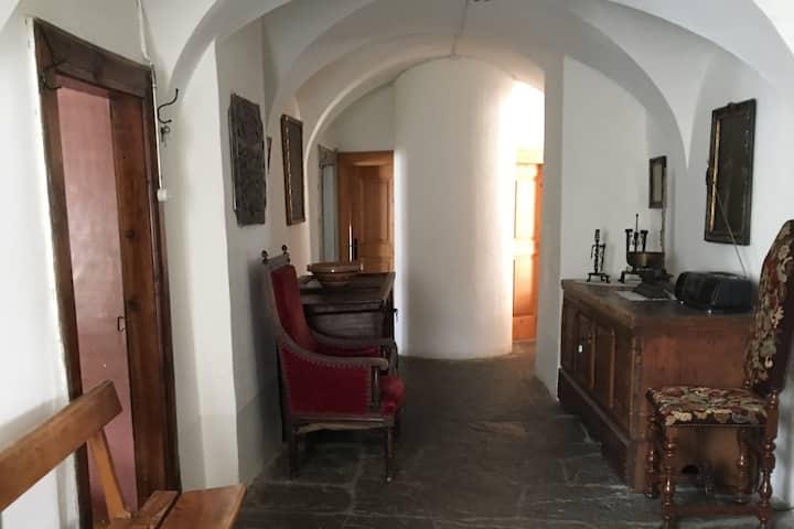 4 Zimmer Wohnung in Cunter bei Savognin