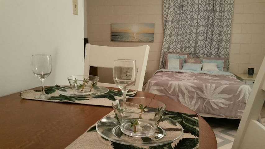 Cozy Studio Apt with Kitchenette - Orlando - Apartment