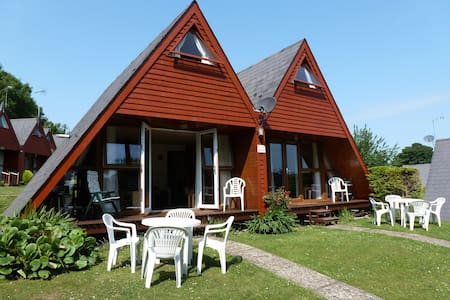 Chalet 67 Kingsdown Park- free WiFi - Kingsdown - Dağ Evi