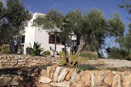 CHALET FOR COUPLES CLOSE TO DELTA & ELS PORTS - Tortosa