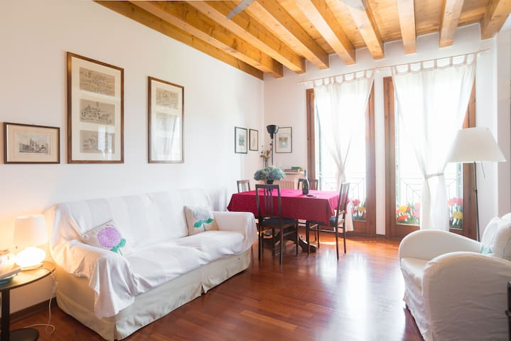 Cozy three rooms apartment - Veneza - Apartamento