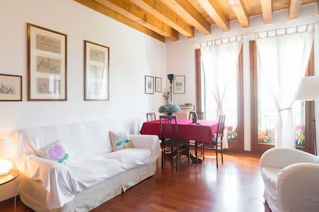 Cozy three rooms apartment - Velence