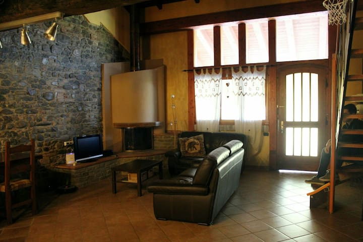 Awesome Italian home near Parma - Basilicagoiano  - Apartament