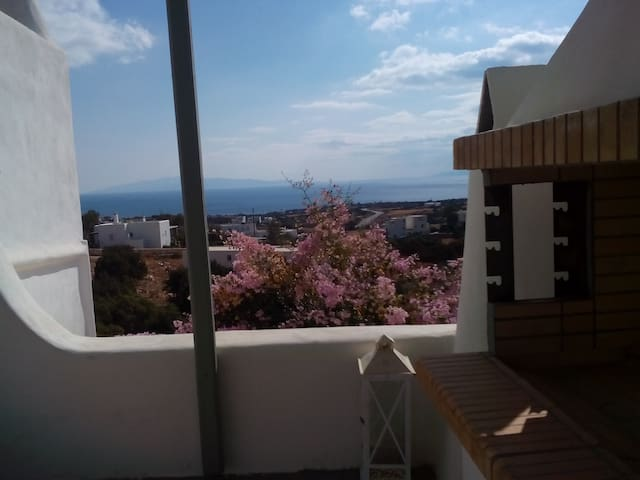 Εndless View - Aspro Chorio - House