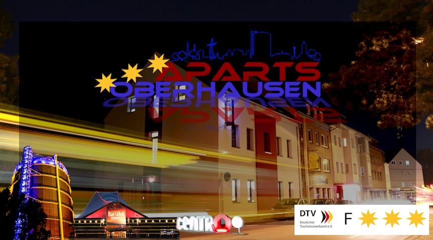 Aparts OB 2 Rollstuhl-freundlicher Luxus +Terrasse