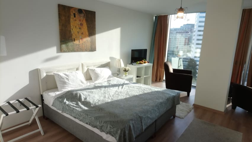 7HillResidence -Superior Suite 14- central&stylish