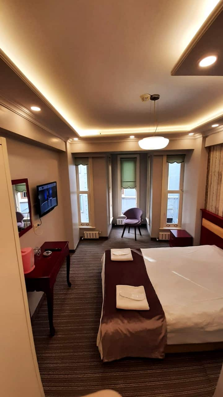 35 Tam Boutique Hotel Double Room