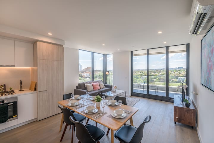 Chloe Serviced Apartment 2 Bedroom Deluxe #12