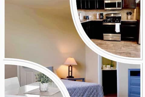 寝室✨3室、バスルーム2室、ダイニング/キッチン完備!✨