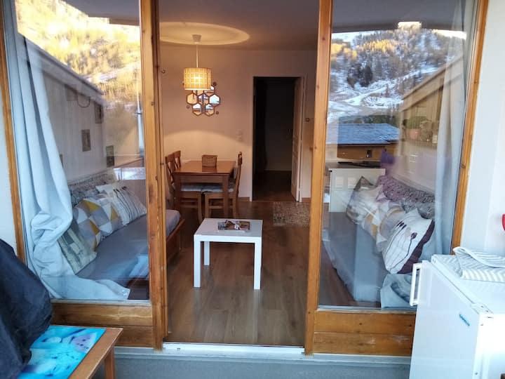 2 pièces avec terrasse aux terrasses d'Azur