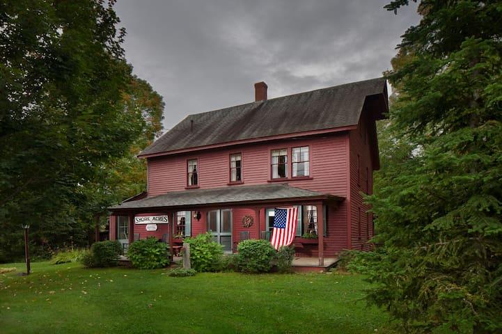 Hemingway's Shore Acres Lodge