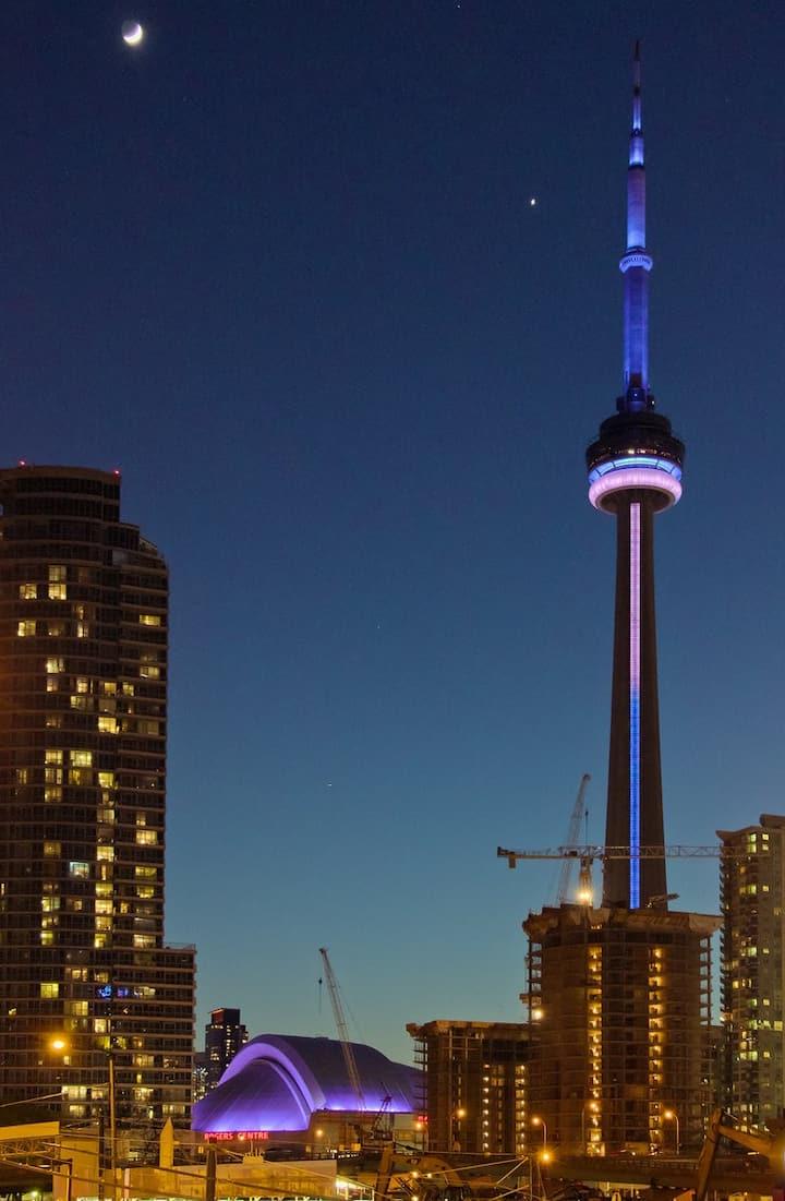 Toronto Downtown -Hidden Gem (Private room)!!