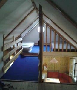 Sunny house in mysterious nature - Lendavske Gorice - Casa