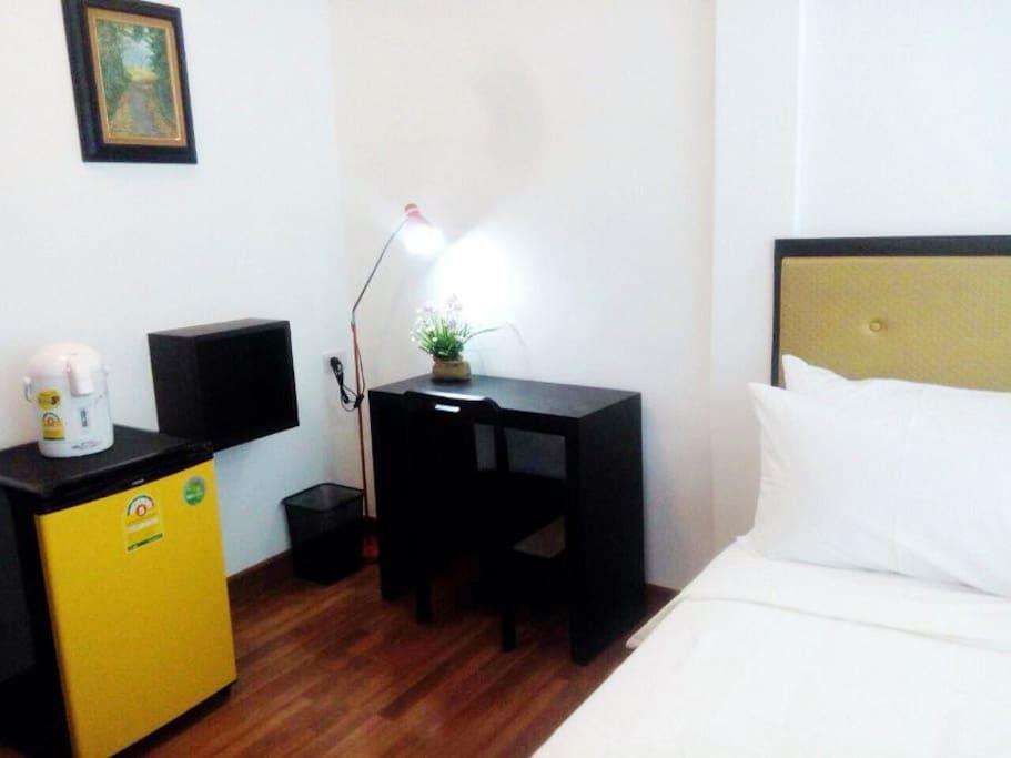 24lh hotel - Bangkok. Deluxe Room.