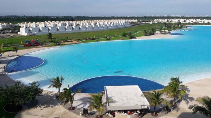 Departamento 602 en dreams lagoons Veracruz