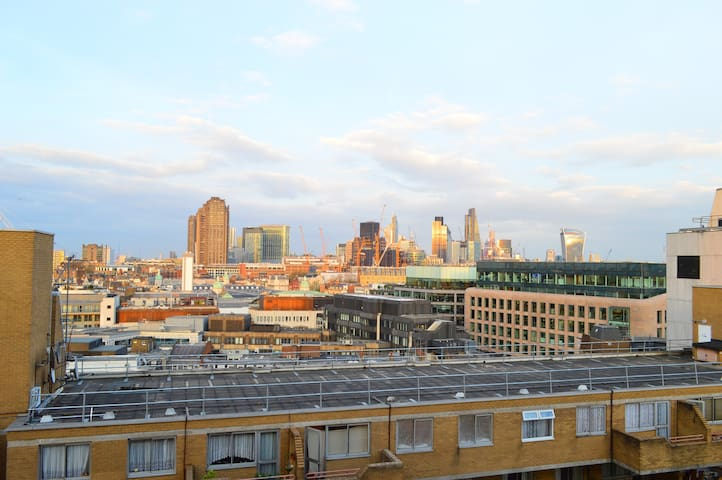 Incredible Views in Central London - Farringdon - Moka - Apartament