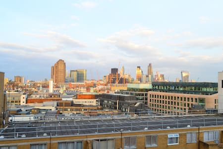 Incredible Views in Central London - Farringdon - Moka - 아파트