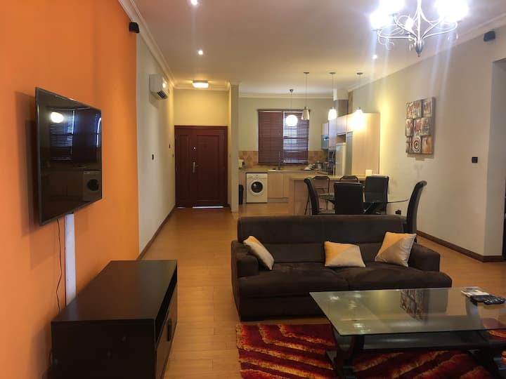 Luxurious 2 bedroom apartment at Osu Oxford Street