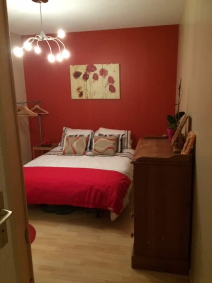 Private room in France near Geneva