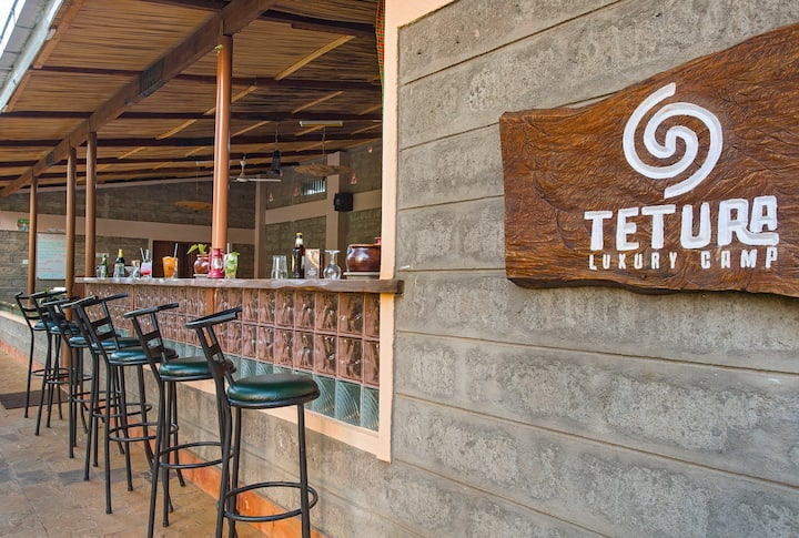Tetura Luxury Camp- Glamping camp
