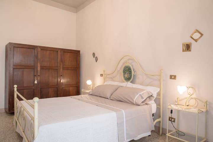 Lovely family apartment for 5 persons in Montaione