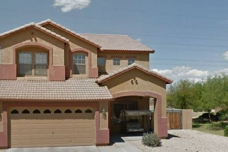 Open Loft, cheap, lots of beds - Tolleson - Casa