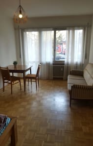 Cosy studio near the centre - Bern - Apartmen