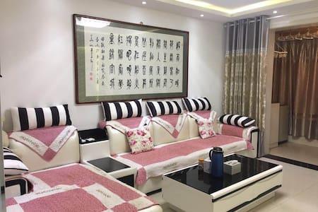 [免费接+暖气]华山无忧民宿 your home in HuaShan