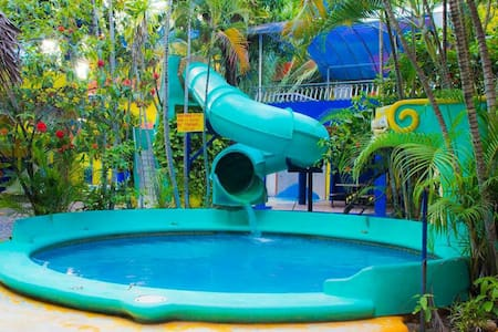 Hotel en Guayabitos, confortable - Rincón de Guayabitos - Wohnung