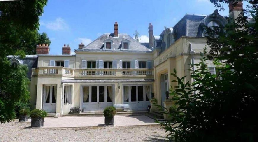 Domaine des Moulineaux - La Chapelle-Rablais - Talo
