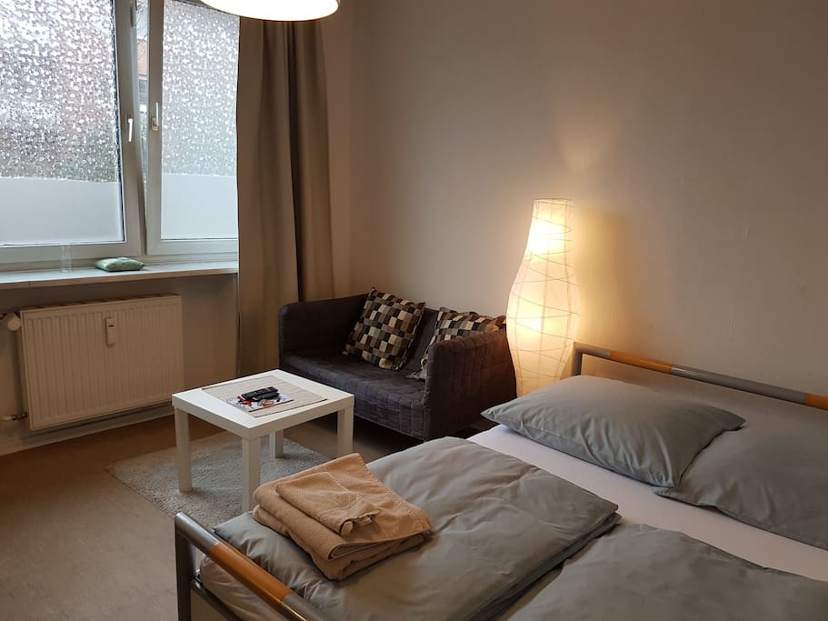Single Room For Rent In Hamburg