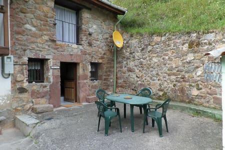CABAÑA RUSTICA EN SINGULAR ENCLAVE - Lafuente (Lamason) - 小木屋