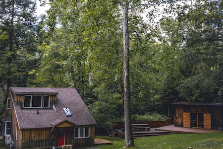 Chic Cabin on Callicoon Creek