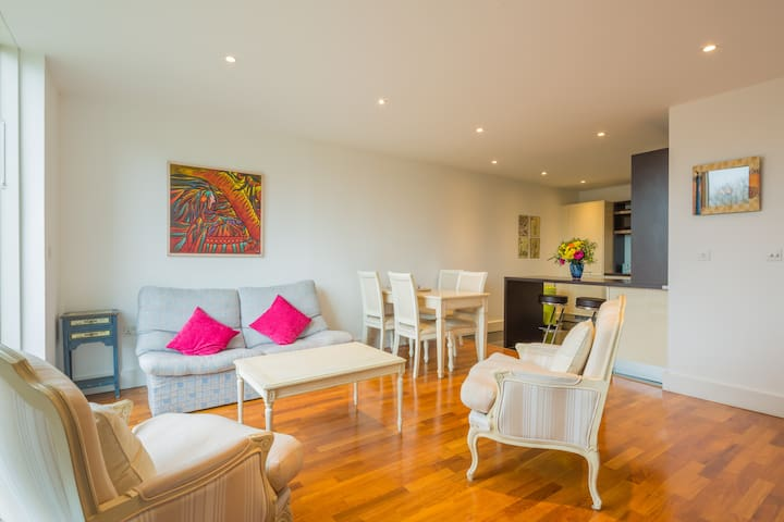Easter Holiday in quiet Luxury 2 bed near station - Cambridge - Apartamento