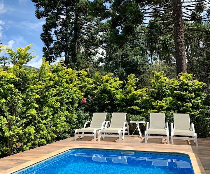 Monte Verde Casa Amarela