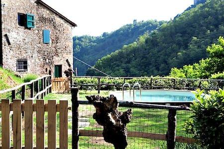 Casa Conti - Vellano - 一軒家