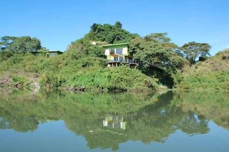 Ziwani Island, Lake Naivasha - Naivasha